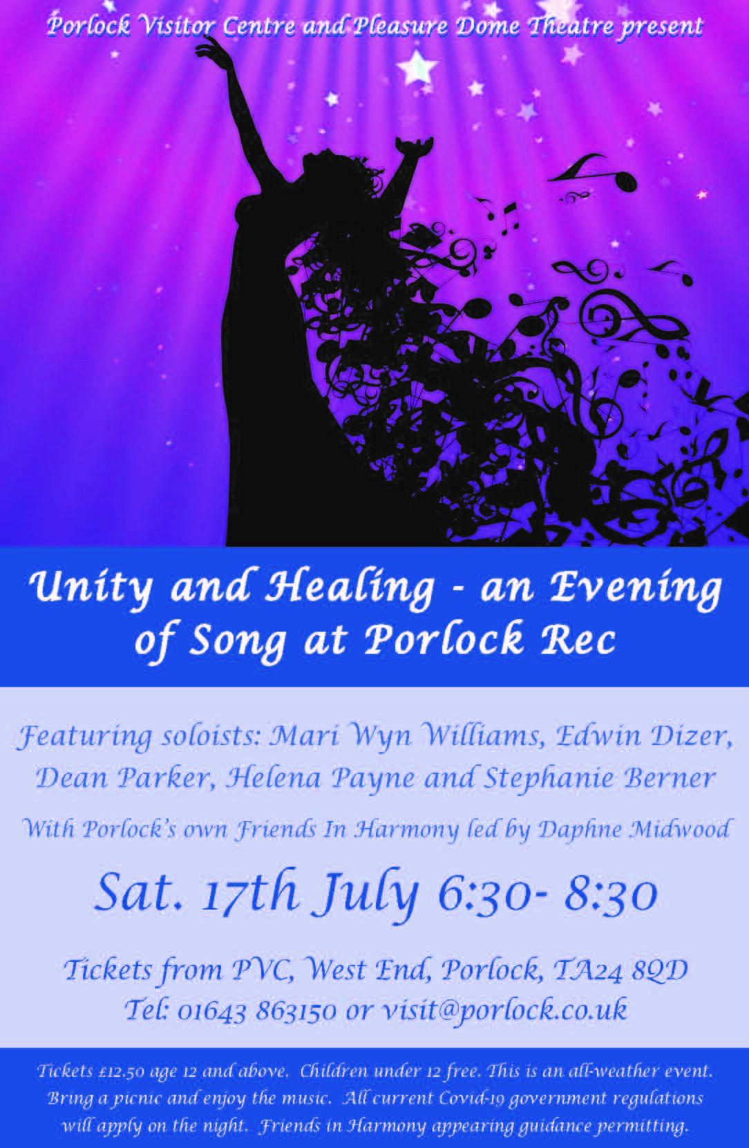 Poster - Summer Concert 2021
